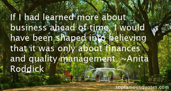 Quotes About Finance Management