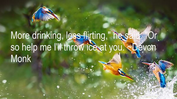 Quotes About Flirting