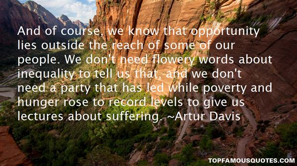 Quotes About Flowery Words