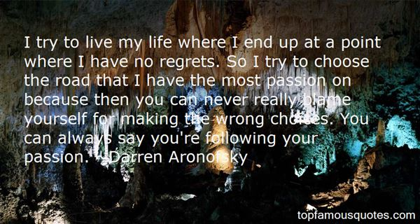 Quotes About Follow Your Passion