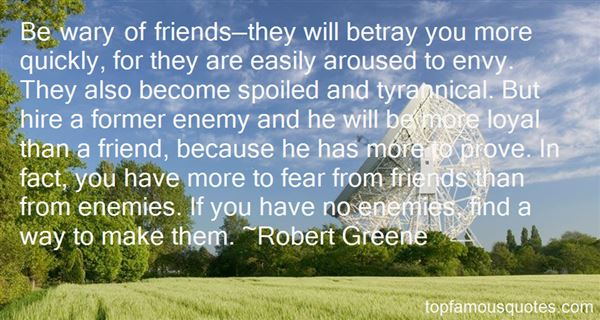 Quotes About Friend Become Enemy