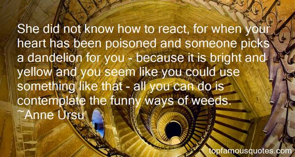 Quotes About Funny Weeds