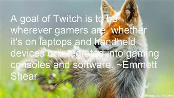 Quotes About Gaming Consoles