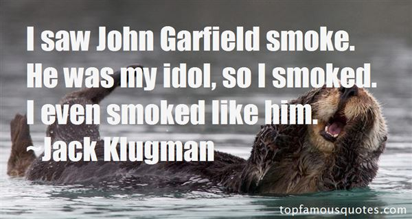 Quotes About Garfield