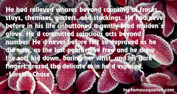 Quotes About Garters