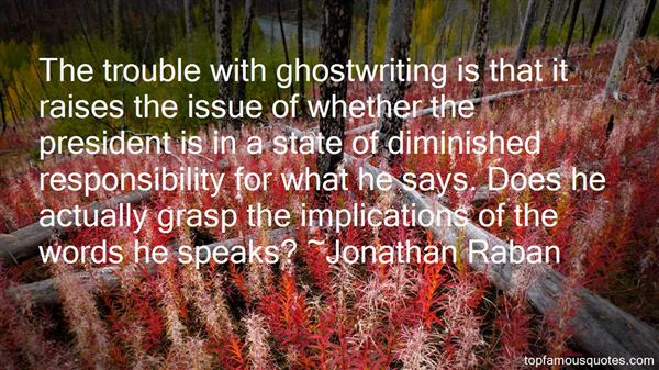 Quotes About Ghostwriting