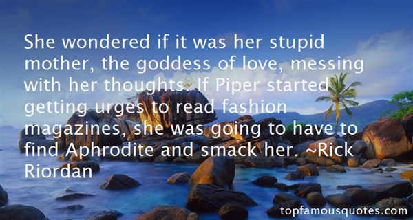 Quotes About Goddess Aphrodite