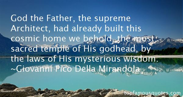 Quotes About Godhead