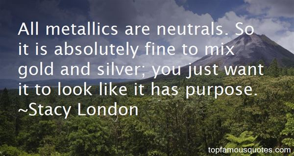 Quotes About Gold And Silver