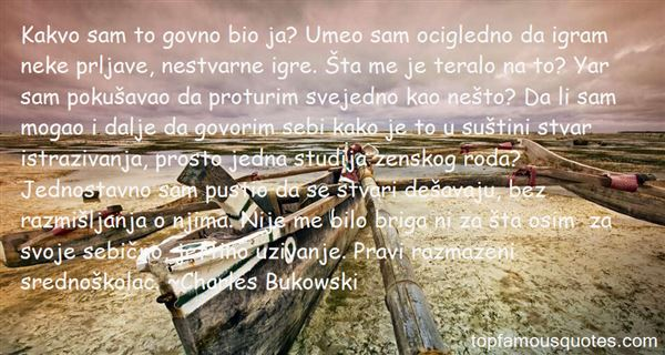 Quotes About Govor