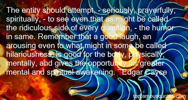 Quotes About Great Awakening