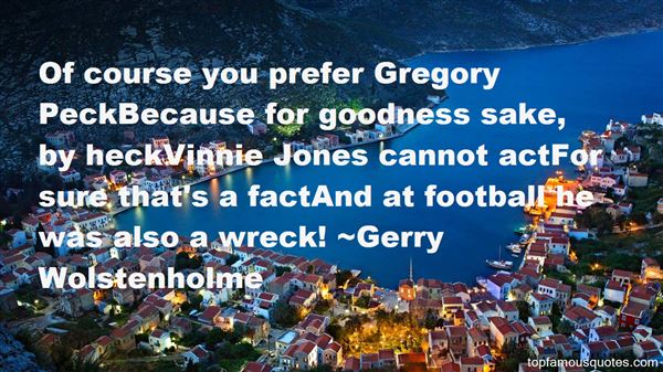 Quotes About Gregory