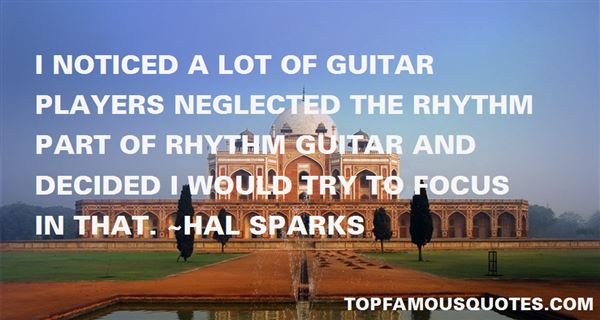 Quotes About Guitar Players