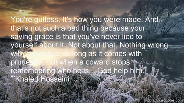 Quotes About Gutless