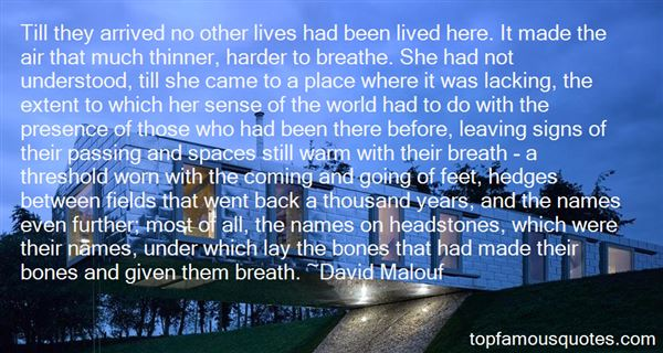 Quotes About Headstone