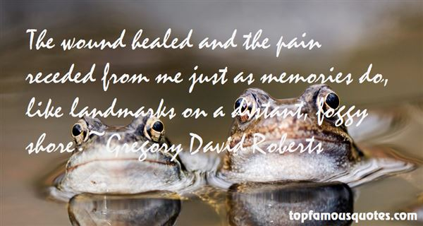 Quotes About Healed Pain
