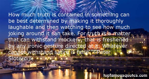 Quotes About Hst