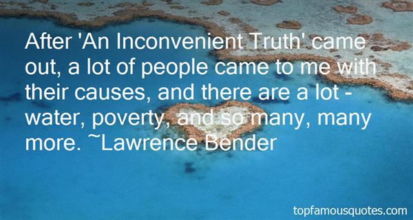 Quotes About Inconvenient Truth