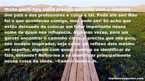 Quotes About Inspirador