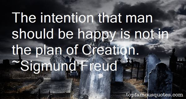 Quotes About Intention