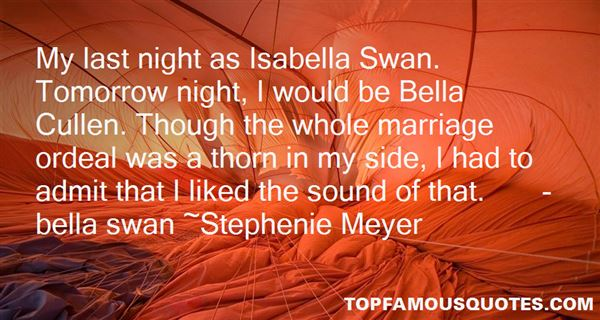 Quotes About Isabella