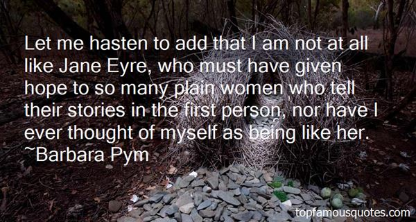 Quotes About Jane Eyre
