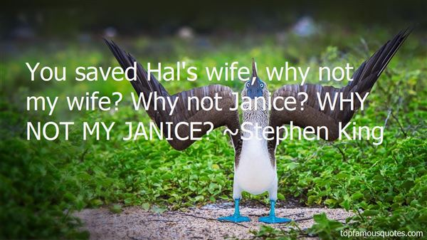 Quotes About Janice