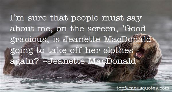 Quotes About Jeane