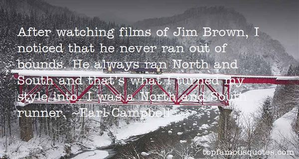 Quotes About Jim Brown