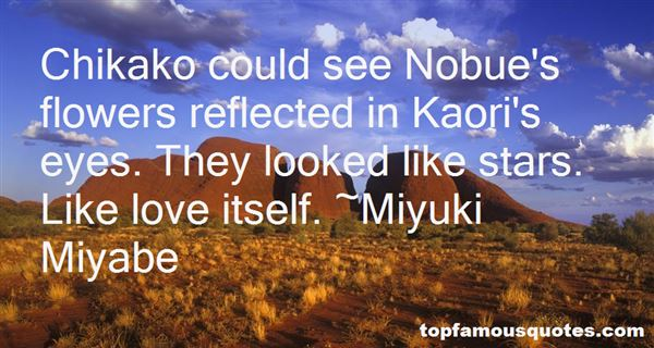 Quotes About Kaori