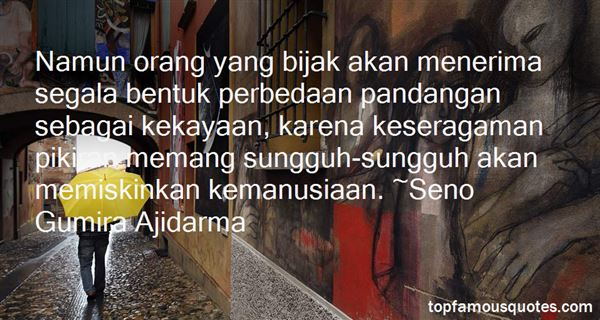 Quotes About Kemanusiaan