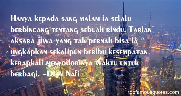 Quotes About Kesempatan