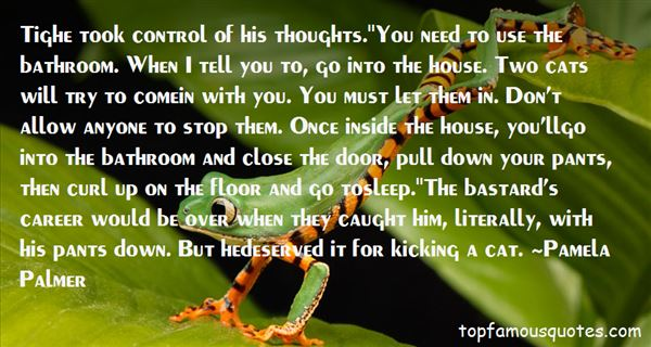 Quotes About Kicking