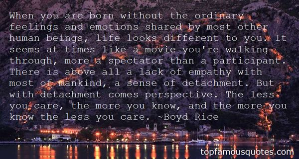 Quotes About Lack Of Empathy