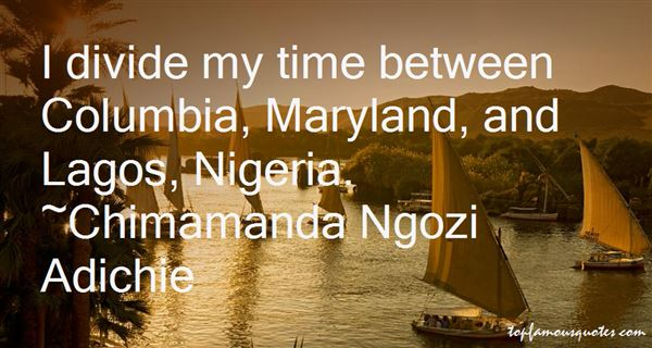 Quotes About Lagos Nigeria