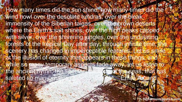Quotes About Latin Eternity