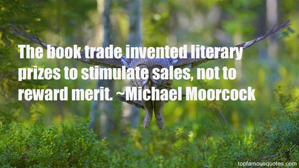 Quotes About Literary Merit