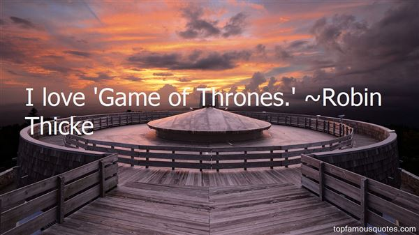 Quotes About Love Game Of Thrones