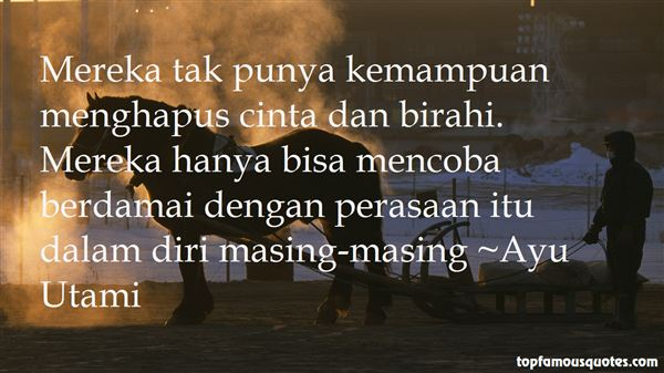 Quotes About Mampu