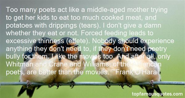 Quotes About Meat And Potatoes