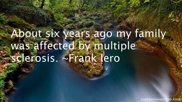 Quotes About Multiple Sclerosis