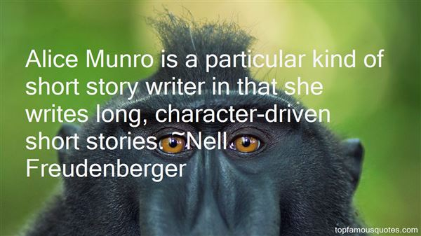 Quotes About Munro