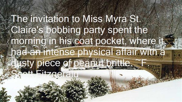Quotes About Myra