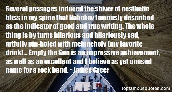 Quotes About Nabokov