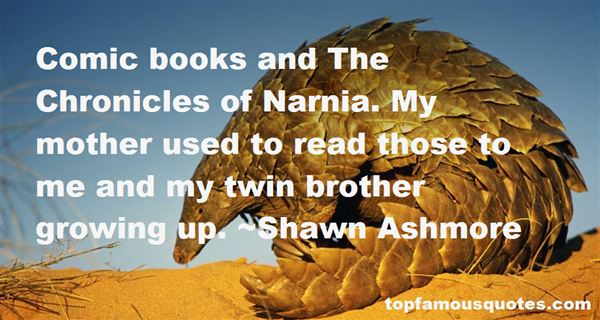 Quotes About Narnia Growing Up