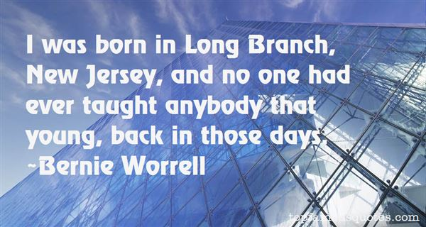 Quotes About New Jersey