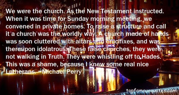 Quotes About New Testament