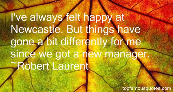 Quotes About Newcastle