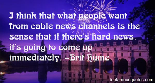 Quotes About News Media