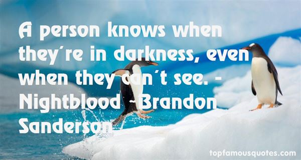 Quotes About Nightblood
